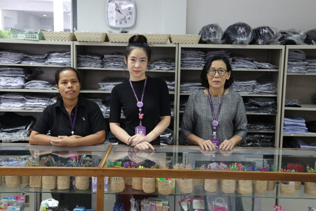 Amnuay Silpa School School Shop