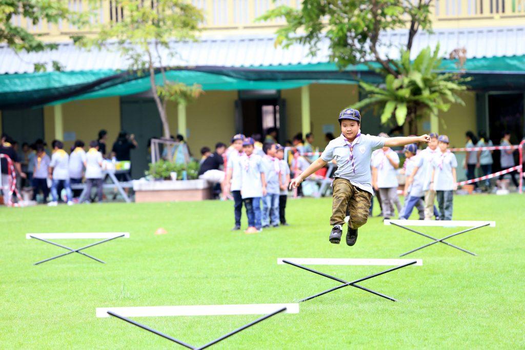 Amnuay Silpa School Scouts