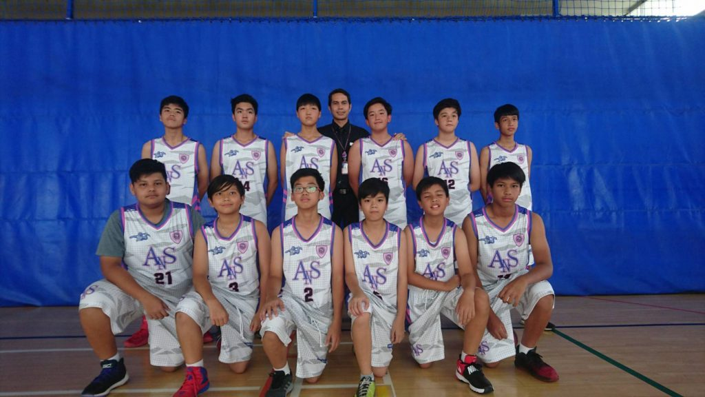Amnuay Silpa School unveils its new Sports Teams