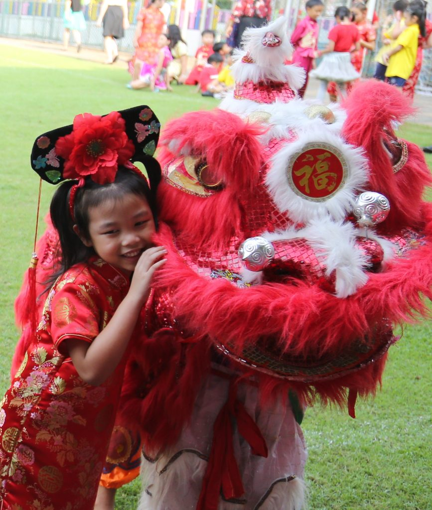 Amnuay Silpa School Chinese New Year 2018