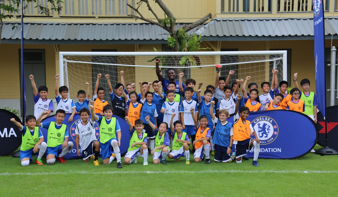 Amnuay Silpa School Chelsea Football Club