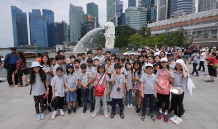 ANS Orchestra Trip to Singapore – July 2018