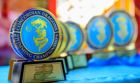 การแข่งขันว่ายน้ำรายการ The Concordian Dragon Swimming Champion 2019