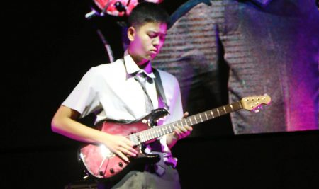 The SG Electric Guitars Competition 2019