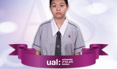 แตงกวา วงศ์ทิพย์ (ม.๖)ได้รับคัดเลือกให้เข้าศึกษาต่อระดับอุดมศึกษาที่ University of the arts London ประเทศอังกฤษ