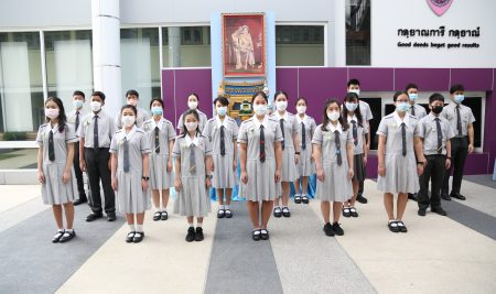 ANS held a grand tribute to Her Majesty Queen Sirikit.