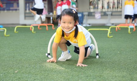 Our Year 1 students had so much enjoyment in their Physical Education (P.E.) lessons.