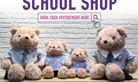 The school shop open t for appointments.