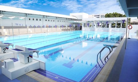 Our swimming pools' met the water quality standards set by the Ministry of Public Health.