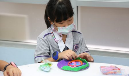 Our Year 4 students enjoyed making plasticine bas-relief sculptures