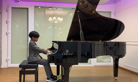 """The First Prize from the 2020 International Music Competition Bonn """"Grand Prize Virtuoso"""", Germany."""