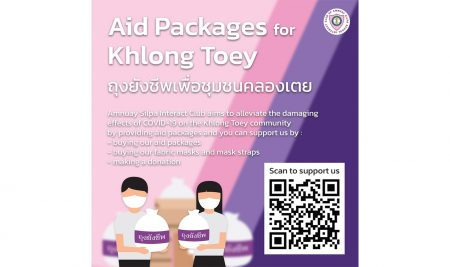 Aid Packages for Khlong Toey