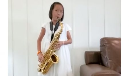 Congratulations to Nicharee, Y4.3, for winning 3rd place in the Saxophone 8-year-old category at the Vienna Virtuoso Music Competition.